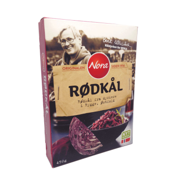 Nora Rødkål 450g/ Col Lombarda Roja