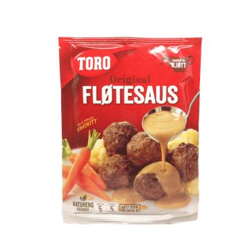 Toro Fløtesaus Original 50g/ Salsa de Nata