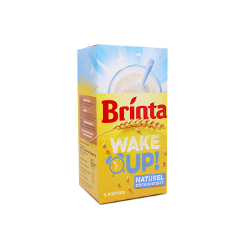Brinta Wake Up Naturel 120g/ Cereals Mix