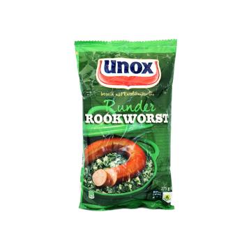 Unox Runder Rookworst 275g/ Beef Sausage