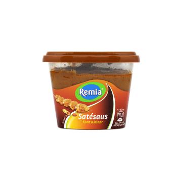 Remia Satésaus Kant en Klaar 265ml/ Salsa de Cacahuete