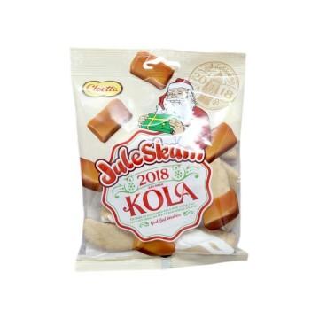 Cloetta Juleskum Kola 100g/ Christmas Marshmallows