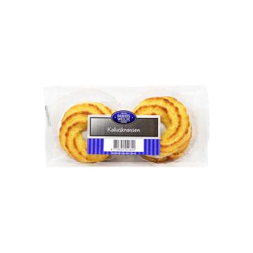 Bakkers Weelde Kokoskransen x6/ Coconut Biscuits