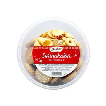 Berthas Serinakaker 300g/ Biscuits