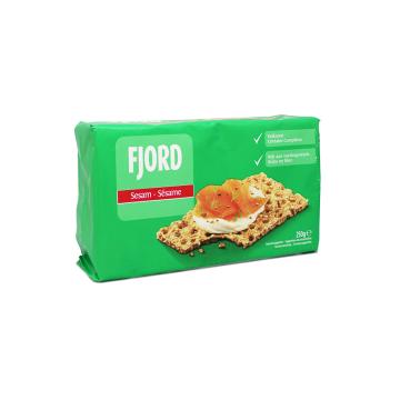 Fjord Sesame 250g/ Crispy Bread