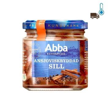 Abba Ansjoviskryddad Sill 240g/ Spiced Anchovies
