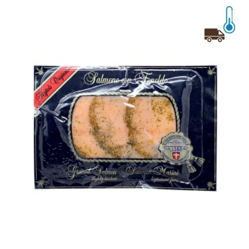 Hyttels Originale Salmón con Eneldo 100g/ Salmon with Dill