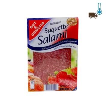Gut&Günstig Salami Baguette 100g/ Width Salami