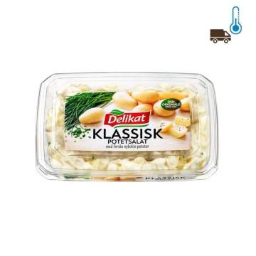 Delikat Klassisk Potetsalat 500g/ Potato Salad