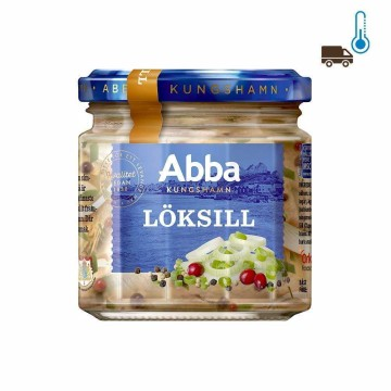 Abba Löksill 600g/ Herrings with Onions