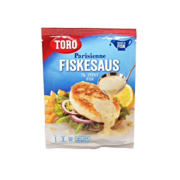Toro Parisienne Fiskesaus 21g/ Parisienne Sauce for Fish