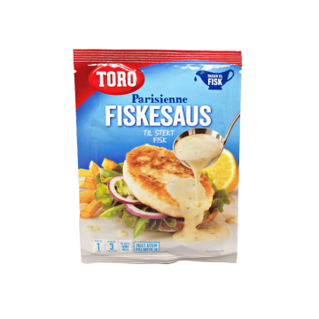 Toro Parisienne Fiskesaus / Salsa de Pescado Parisina 21g