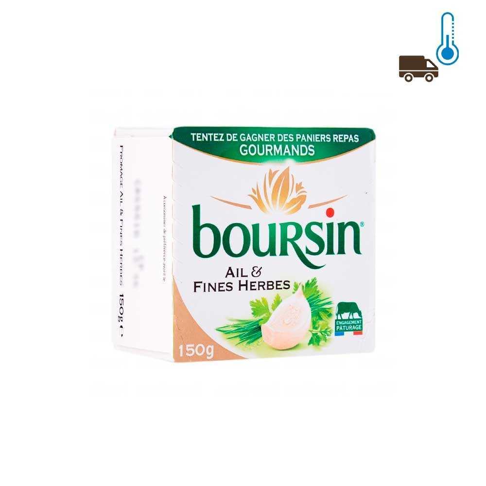 Boursin Cheese Spread Garlic&Herbs 150g