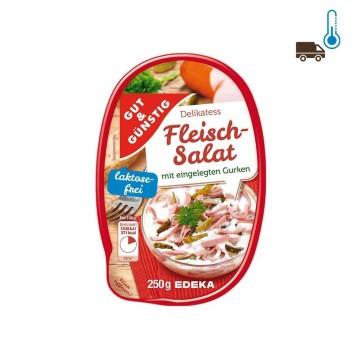 Gut&Günstig Fleischsalat 250g/ Sausage Salad