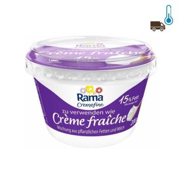 Rama Crème Fraîche 15% 200ml/ Sour Cream