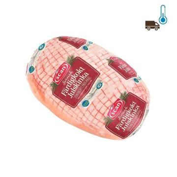 Scan Svensk Färdingkokt Julskinka 3Kg/ Big Cooked Ham
