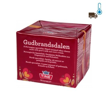 Tine Gudbrandsdalen Ost 500Gr/ Brown Cheese