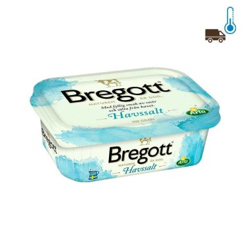 Arla Bregott med Havssalt 300g/ Butter with Sea Salt