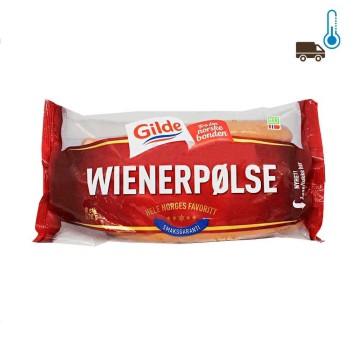 Gilde Wienerpølse 520g/ Salchichas