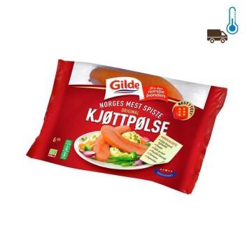Gilde Kjøttpølse Original x2 300g/ Sausage