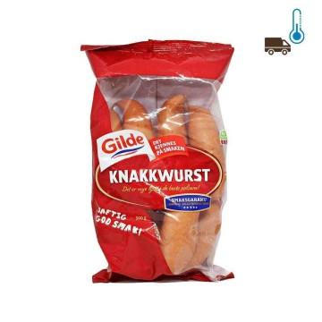 Gilde Knakkwurst 500g/ Salchicha