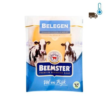 Beemster Belegen Plakken 150g/ Cheese Slices