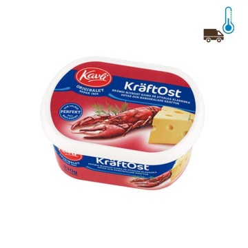 Kavli Kräft Ost 330g/ Untable Queso y Cangrejo