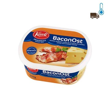 Kavli Bacon Ost 330g/ Untable Queso y Bacon