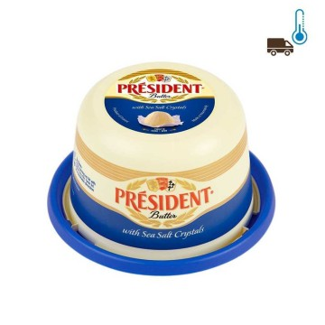 Président Meer Salz Butter 250g/ Butter with Sea Salt