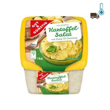 Gut&Günstig Kartoffelsalat 1Kg/ Potato Salad