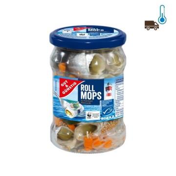 Gut&Günstig Rollmops 500g/ Spicy Herring Rolls