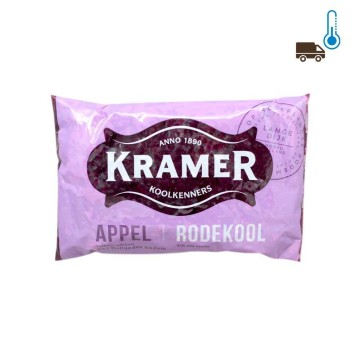 Kramer's Krautboy Appel Rodekool 500g/ Red Cabbage with Apple