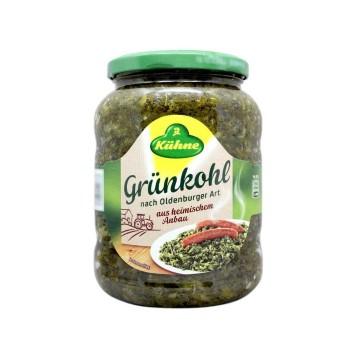 Kühne Grünkohl 660g/ Green Cabbage