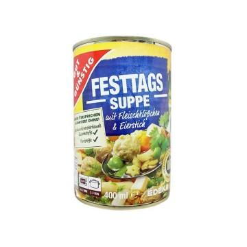 Gut&Günstig Festtagssuppe 400ml/ Sopa de Fiesta