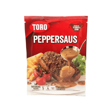 Toro Peppersaus 21g/ Pepper Sauce