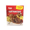 Toro Kjøttkakesaus Familie Pakning 180g/ Salsa para Albóndigas O Carne