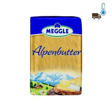 Meggle Alpenbutter 125g/ Mantequilla