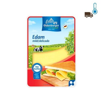 Oldenburger Edam en Lonchas 200g/ Slices