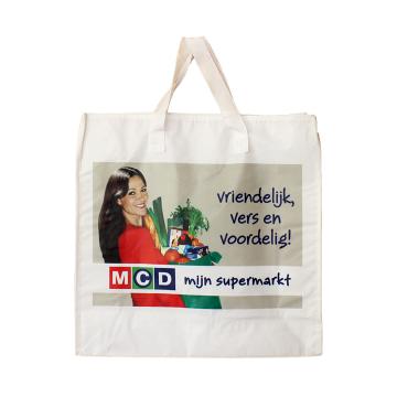 Mcd Boodschappenta/ Shopping Bag