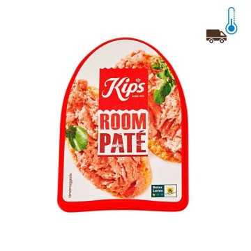 Kips Room Pate 125g/ Pate with Cream
