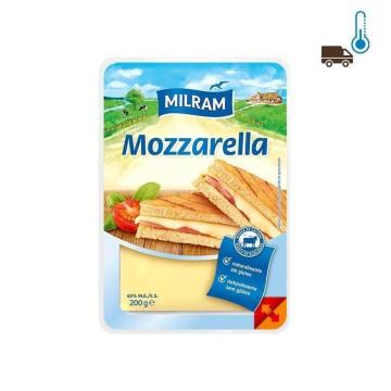Milram Mozzarella 200g/ Slices