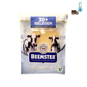 Beemster Belegen 30+ Plakken 175g/ Sliced Cheese