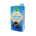 Melkan Halfvolle Koffiemelk 465ml/ Semi Skim Milk for Coffee