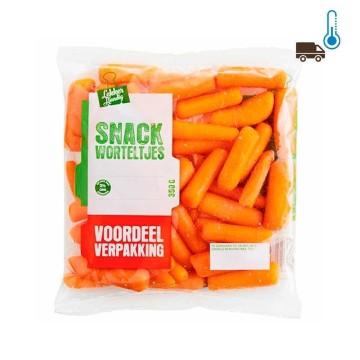 Lekker Handig Snack Worteltjes 350g/ Mini Zanahorias