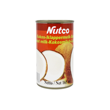 Nutco Kokosmelk 165ml/ Leche de coco
