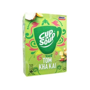 Unox Cup a Soup Ton Kha Kai 3x13g/ Sopa
