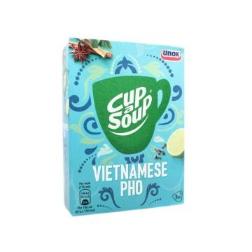 Unox Cup a Soup Vietnamese Pho 3x13g/ Soup