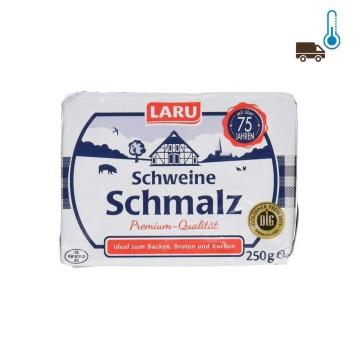 Laru Schweineschmalz 250g/ Manteca de Cerdo