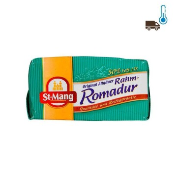 St.Mang Rahm Romadur 50% 100g/ Spicy Cheese