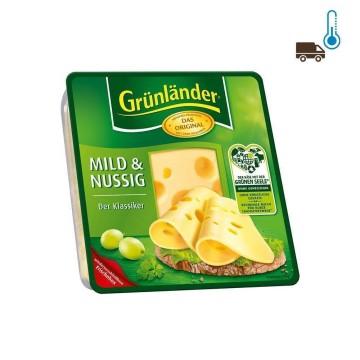 Gründlander Mild&Nussig 150g/ Queso en Lonchas